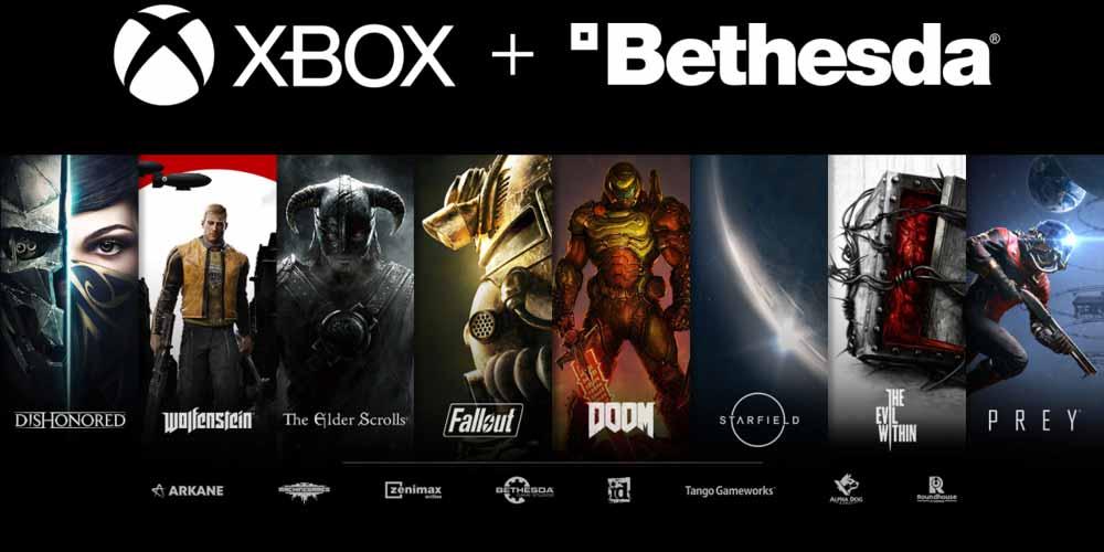 Microsoft prepara evento Bethesda